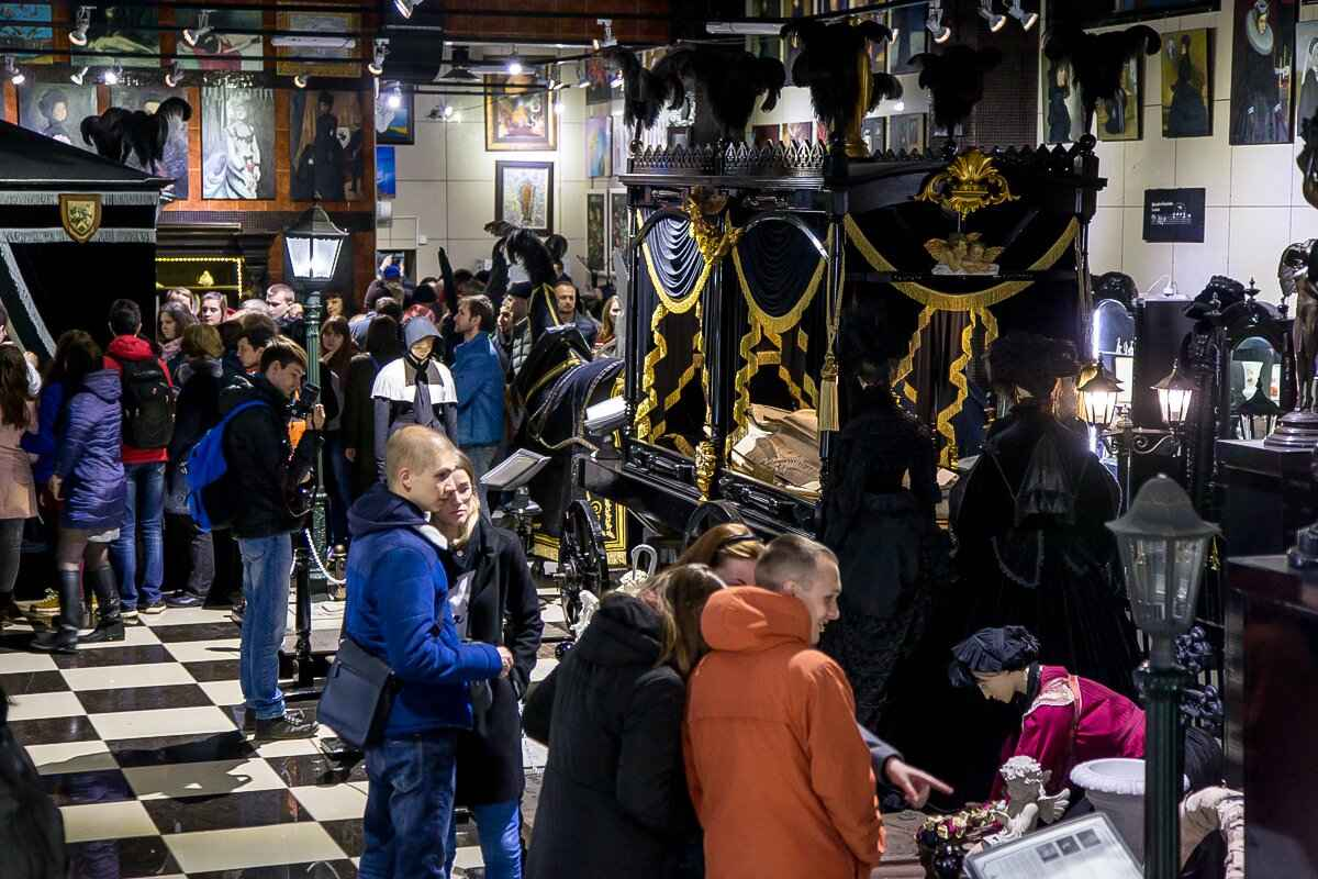 Record attendance of Museum Night in Novosibirsk